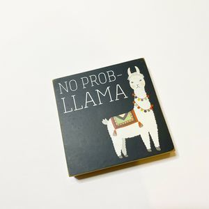Primitives by Kathy Block Sign No Prob-Llama Block